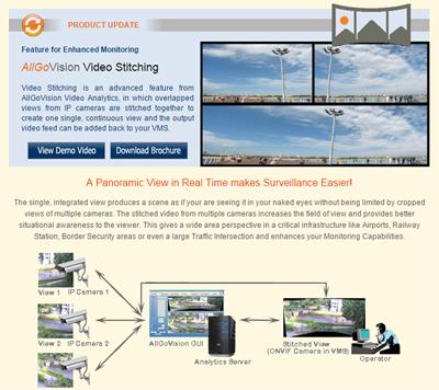 AllGoVision Product Update June - 2015