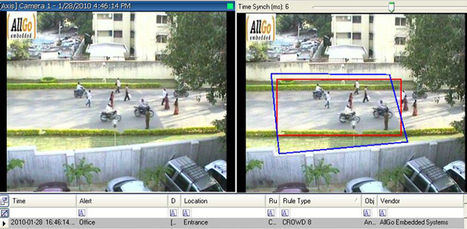 video detection and monitoring solutions for traffic applications